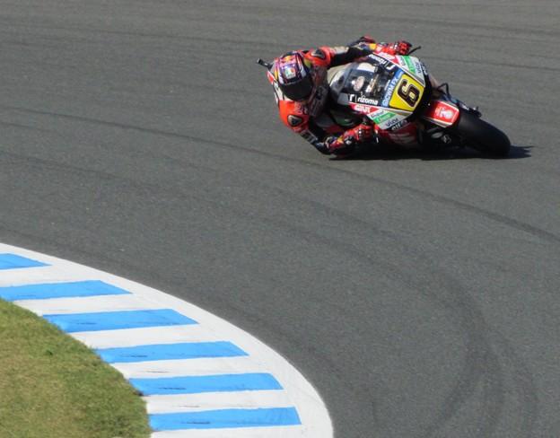 写真: 12 2014 Motogp もてぎ motegi ステファン・ブラドル Stefan BRADL LCR Honda
