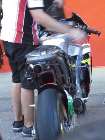 70 2014 Motogp もてぎ motegi ステファン・ブラドル Stefan BRADL LCR Honda