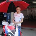 写真: 502 2014 Honda Team Asia ジョシュ ホック CBR1000RR ザムリ ババ 鈴鹿8耐 ディマス エッキー プラタマ SUZUKA8HOURS