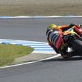 写真: 75 2014 motogp motegi アレックス エスパルガロ Aleix ESPARGARO NGM Forward Yamaha IMG_1760