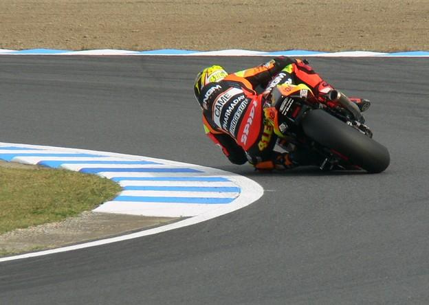 写真: 306 2014 motogp motegi アレックス エスパルガロ Aleix ESPARGARO NGM Forward Yamaha 8