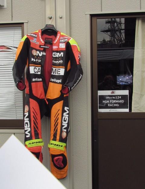 Photos: 2014 motogp motegi アレックス エスパルガロ Aleix ESPARGARO NGM Forward Yamaha 09