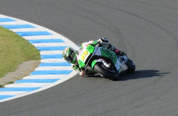 写真: 2014 motogp motegi もてぎ アルバロ バウティスタ Alvaro BAUTISTA Honda Gresini  68