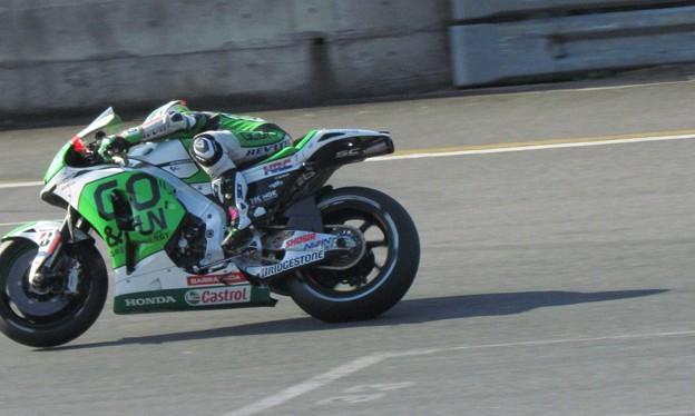 写真: 2014 motogp motegi もてぎ アルバロ バウティスタ Alvaro BAUTISTA Honda Gresini  130