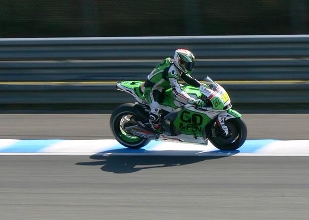 写真: 2014 motogp motegi もてぎ アルバロ バウティスタ Alvaro BAUTISTA Honda Gresini  0345
