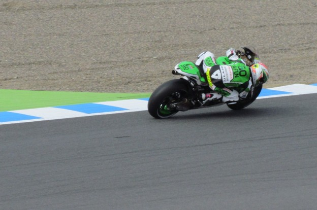 写真: 2014 motogp motegi もてぎ アルバロ バウティスタ Alvaro BAUTISTA Honda Gresini  660