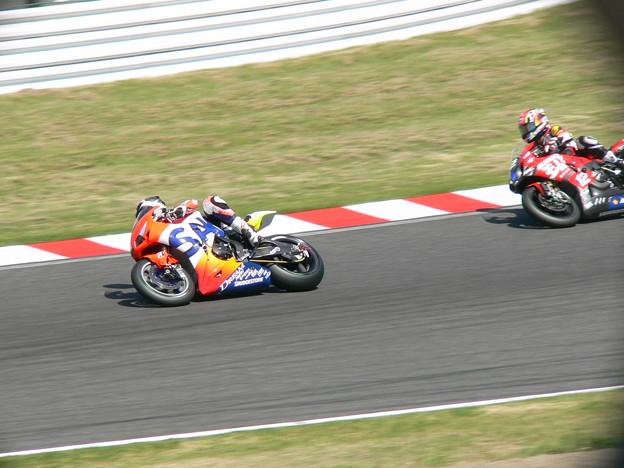 写真: 2014 鈴鹿8耐 Honda DREAM RT SAKURAI ジェイミー スタファー トロイ ハーフォス 亀谷長純 CBR1000RRSP 982