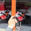 Photos: 2014 motogp motegi もてぎ ヨニー エルナンデス Yonny HERNANDEZ Pramac Ducati ドゥカティ 1973