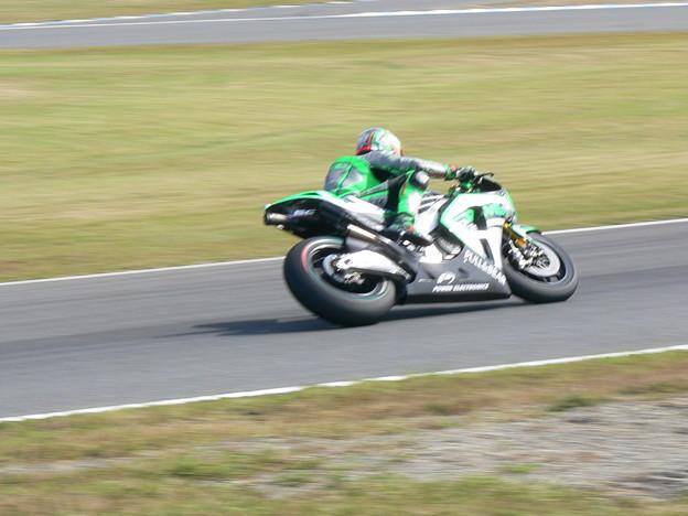 写真: 2014 motogp もてぎ ニッキー・ヘイデン Nicky・HAYDEN Drive M7 Aspar Honda RCV1000R オープンクラス 895