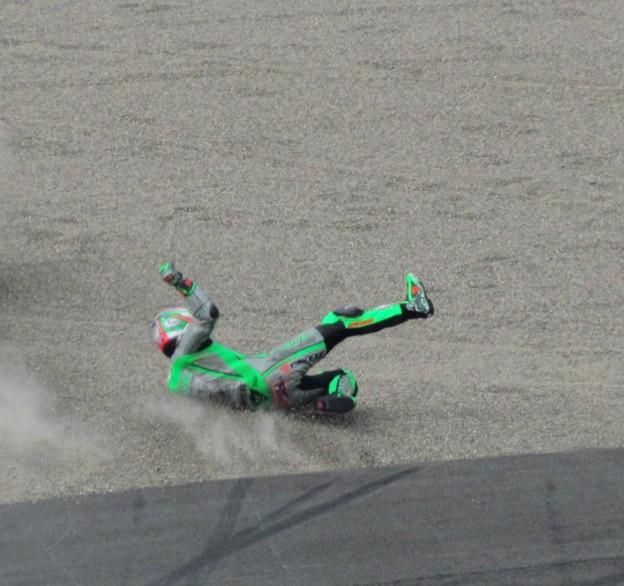 写真: 2014 motogp もてぎ ニッキー・ヘイデン Nicky・HAYDEN Drive M7 Aspar Honda RCV1000R オープンクラス 635