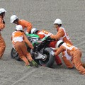 写真: 2014 motogp もてぎ ニッキー・ヘイデン Nicky・HAYDEN Drive M7 Aspar Honda RCV1000R オープンクラス 643