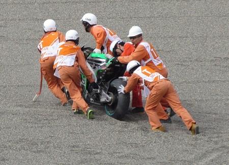 2014 motogp もてぎ ニッキー・ヘイデン Nicky・HAYDEN Drive M7 Aspar Honda RCV1000R オープンクラス 644