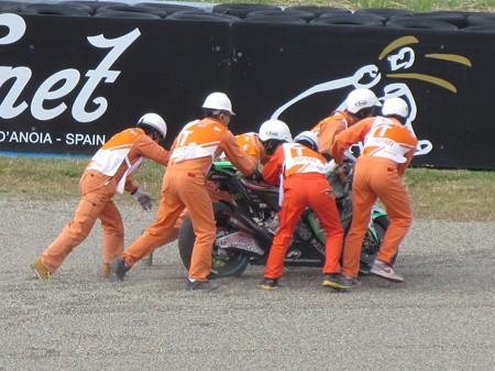 2014 motogp もてぎ ニッキー・ヘイデン Nicky・HAYDEN Drive M7 Aspar Honda RCV1000R オープンクラス 649