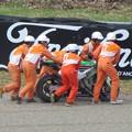 写真: 2014 motogp もてぎ ニッキー・ヘイデン Nicky・HAYDEN Drive M7 Aspar Honda RCV1000R オープンクラス 650
