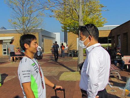 2014 motogp もてぎ 青山博一 Hiroshi・AOYAMA Aspar Honda RCV1000R オープンクラス 81
