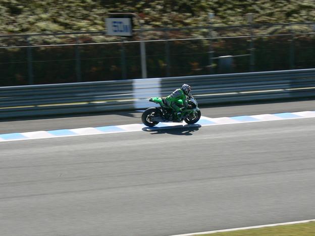 写真: 2014 motogp もてぎ 青山博一 Hiroshi・AOYAMA Aspar Honda RCV1000R オープンクラス 364