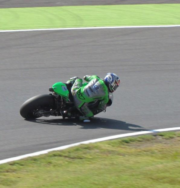 写真: 2014 motogp もてぎ 青山博一 Hiroshi・AOYAMA Aspar Honda RCV1000R オープンクラス 2769