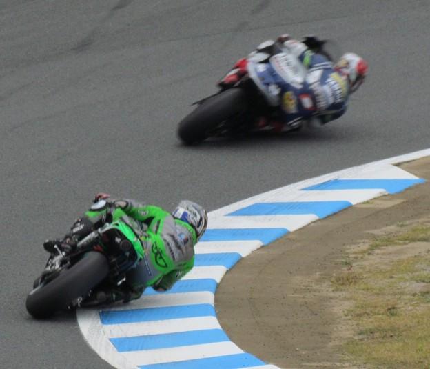 写真: 2014 motogp もてぎ 青山博一 Hiroshi・AOYAMA Aspar Honda RCV1000R オープンクラス 3747