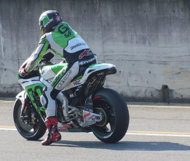 写真: 2014 motogp もてぎ  スコット・レディング Scott REDDING Honda RCV1000R 142