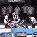 写真: 2014 鈴鹿8耐 SUZUKA8HOURS Honda 熊本レーシング 吉田光弘 小島一浩 徳留和樹 CBR1000RR 93