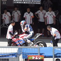 Photos: 2014 鈴鹿8耐 SUZUKA8HOURS Honda 熊本レーシング 吉田光弘 小島一浩 徳留和樹 CBR1000RR 93