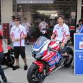 写真: 2014 鈴鹿8耐 SUZUKA8HOURS Honda 熊本レーシング 吉田光弘 小島一浩 徳留和樹 CBR1000RR 143