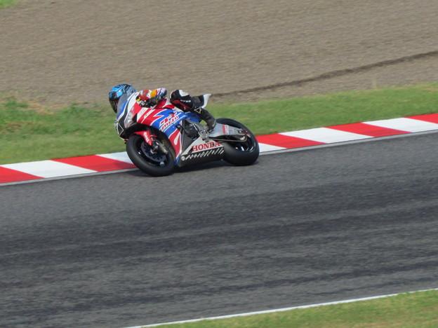 写真: 2014 鈴鹿8耐 SUZUKA8HOURS Honda 熊本レーシング 吉田光弘 小島一浩 徳留和樹 CBR1000RR 939
