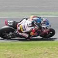 写真: 2014 鈴鹿8耐 SUZUKA8HOURS Honda 熊本レーシング 吉田光弘 小島一浩 徳留和樹 CBR1000RR 990