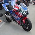 写真: 2014 鈴鹿8耐 SUZUKA8HOURS Honda 熊本レーシング 吉田光弘 小島一浩 徳留和樹 CBR1000RR 9185
