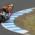 写真: 2014 motogp もてぎ 中須賀克行 Yamaha YZR-M1 Katsuyuki・NAKASUGA motegi 612