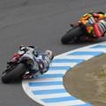 写真: 2014 motogp もてぎ 中須賀克行 Yamaha YZR-M1 Katsuyuki・NAKASUGA motegi 741