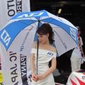 Photos: 松瀬結衣 2014 鈴鹿8耐 浜松エスカルゴ H-TEC関東 PGR 久保山正朗 中津原尚宏 CBR1000RR 2