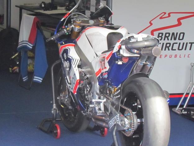 写真: 2014 motogp もてぎ motegi カレル・アブラハム HONDA RCV1000R 915
